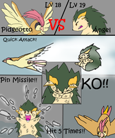 P-T-A: Gym pt2 'refuse to lose' by TheFallingpiano