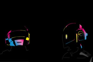 Color it - Daft Punk by kev95570