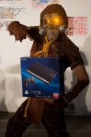 Scarecrow Cosplay and PS3 (Espantalho Batman) by JNCosplayers
