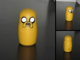 Jake the Dog by ClaireLinde