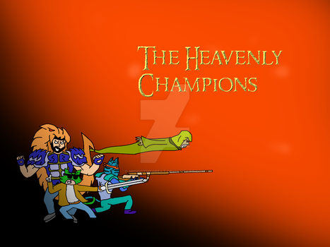 The Heavenly Champions by MidooTheGreat