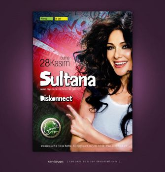 Sultana by can