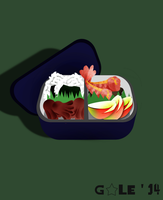 Oh Bento! by brooftheyear