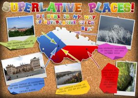 School project 'Superlative Places' by Pupunana