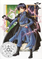 Roy Mustang by Aiko-Mustang