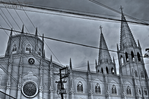 Street Photography Church by lee-sutil