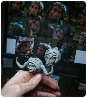 Labyrinth the cleaners by yotaro-sculpts