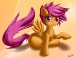 Scootaloo~ by KnifeH
