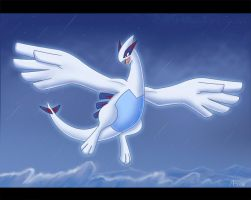 GL Lugia by Articuno