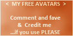 My free avatars - rules of use by Erozja