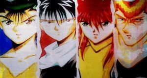 Ghost Fighter- YYH by MegumiTakani13