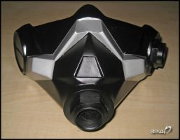 Killzone 2 Helghast Airmask by ManAtArmsProps