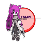 COMM::SA:Talen. by Rayne-Is-Butts