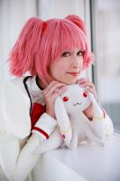 Kaname Madoka by white---butterfly