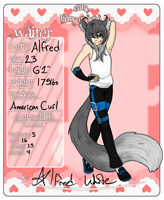 KCCC - Alfred White by RosaDunsparce