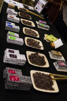Chocolate Festival Samples by draxxion