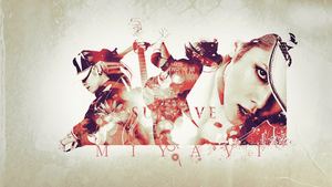 Miyavi Wallpaper 2 by ParanoiaGod69