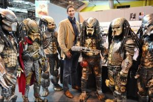 Uk Predators Meet A Real Predator by PedroTpredator