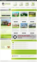 Real Estate Website by zaib