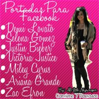 Pack De Portadas Para Facebook by M-LittleSkyscraper
