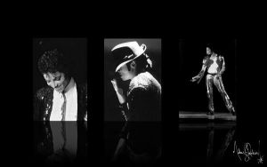 Michael Jackson tribute wall08 by frey84