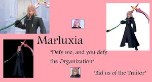 Marluxia by wolfgirlloverforever