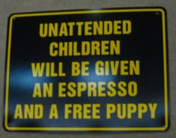 Unattended Children by Kate419882