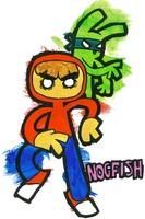 The Nogfish by DrSalt