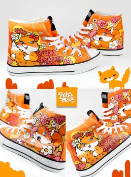 Foxy Forever Shoes by Bobsmade