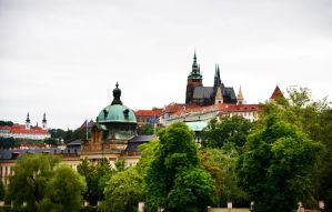 Prague Castle by tepithebest