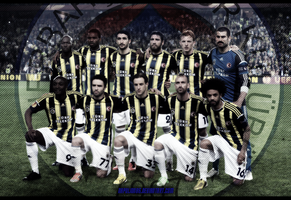 Fenerbahce by napolion06