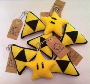 FOR SALE! Microfiber Screencleaners of Nintendo by WolfPink
