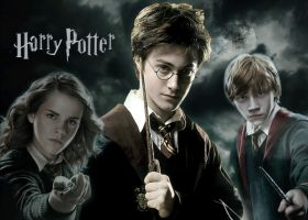 Harry Potter Wallpaper by Mistify24