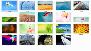 Windows 8 RTM : Wallpapers by Brebenel-Silviu