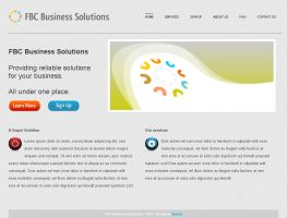FBC Business Solutions by blue2x