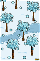 Habbo Winter Wonderland by bws2cool