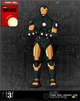 TRDL - Iron Man Marvel Now by TRDLcomics