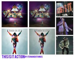 This is It action by Fernando-Things