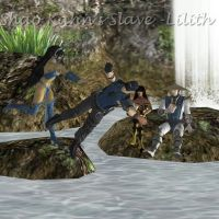 Mortal Kombat Play Time by ShaoKahnsSlaveLilith