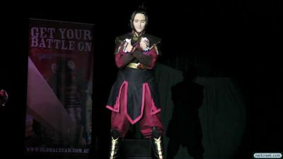 Azula Firebending Video by Risachantag