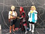 Tales of the Abyss at AX2014 by MelodicMadness