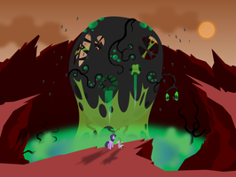 The hive at the dead lands by zimvader42