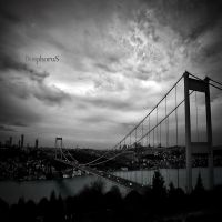 IstanbuL - The Bosphorus by arslansinan