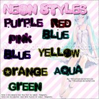 Neon Styles' by MikuuChaan