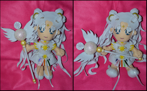 Sailor Cosmos Plush by Liis-Plush