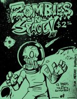 Zombies N Space by DustinEvans