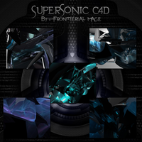 Supersonic C4D by Frontierial Mage by FrontierialMage