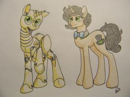 The Great and Spectacular Aces! by Cyanjames2819