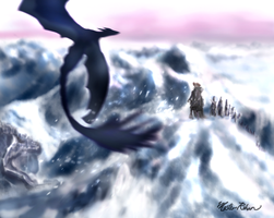 Hiccup's Quest - The Summit by masterrohan