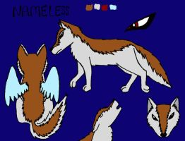 Nameless Reff color: by blooddragongirl